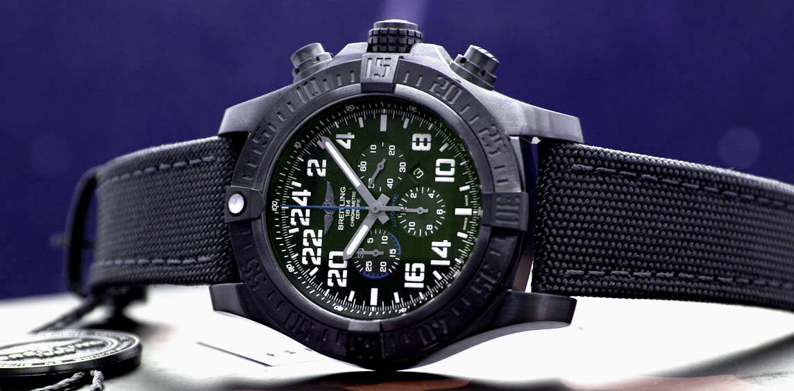 Breitling Avenger Replica Review